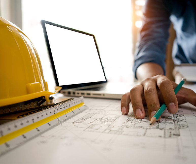 Architect Plan Drawing